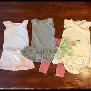 Burt Bees Dress Lot (18 months)
